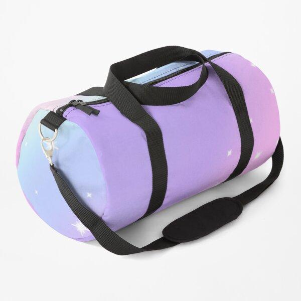 Kawaii Rainbow Magic Duffle Bag