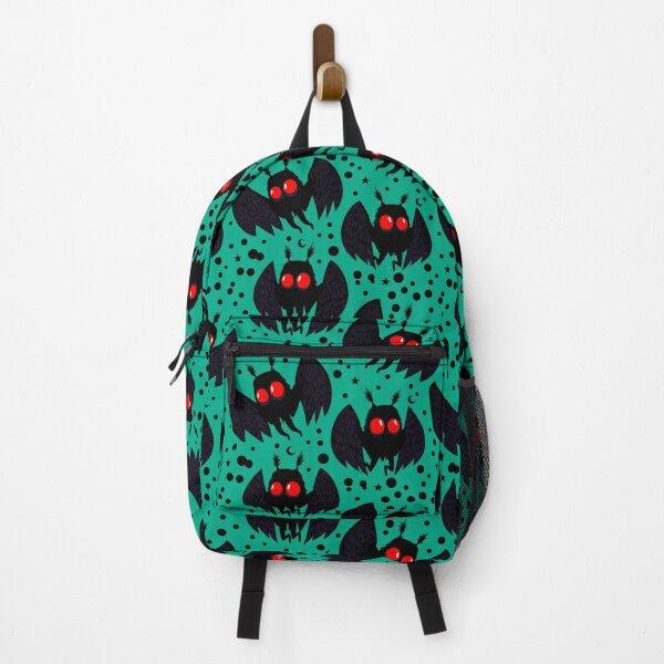 Mothman Green Night Backpack