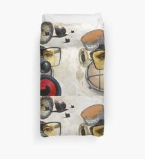 INDUSTRIAL EXISTENCE Duvet Cover