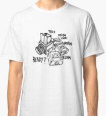 Ready? Classic T-Shirt