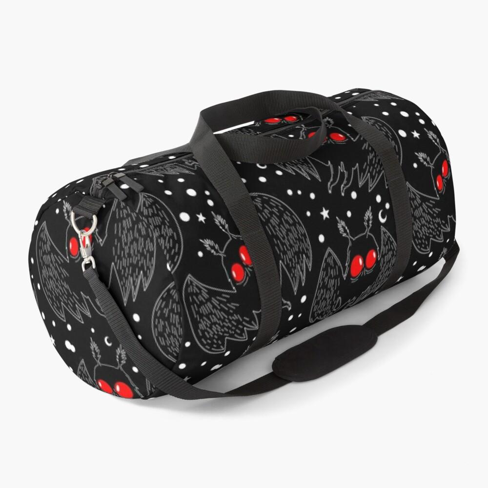Mothman Night Duffle Bag