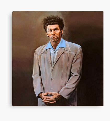 Kramer painting Canvas Print