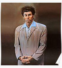 Kramer painting Poster
