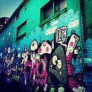 Street Expression by Josh Prior