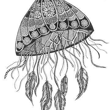 JellyFish by rkrishnappa