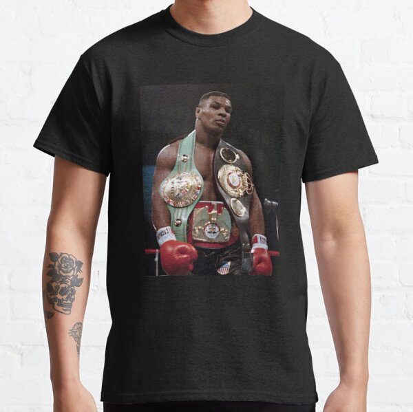 Mike Tyson Classic T-Shirt