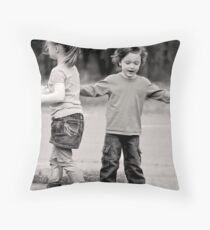 Men Are From Mars...Women Are From Venus... Throw Pillow