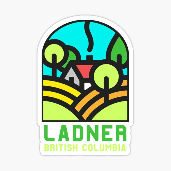 Ladner Sticker