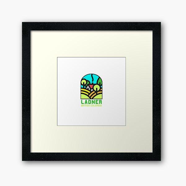 Ladner Framed Art Print