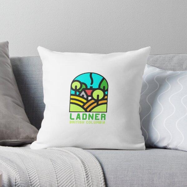 Ladner Throw Pillow