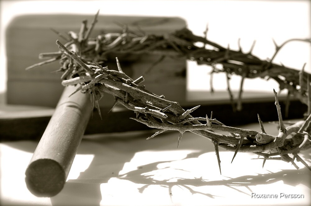Crown of Thorns by Roxanne Persson