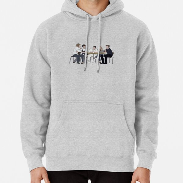 Who are they? Pullover Hoodie