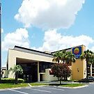Quality inn universal studios by hotelreservatio