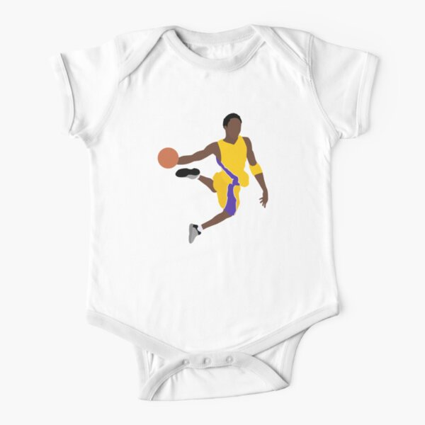Kobe Bryant - Basketball des Lakers Vintage Body manches courtes