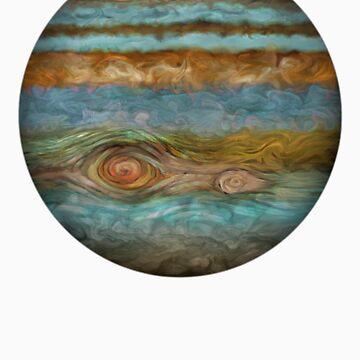 Jupiter by ForestGoblin