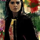 Clara Oswald The Impossible Girl by Imran Nalla