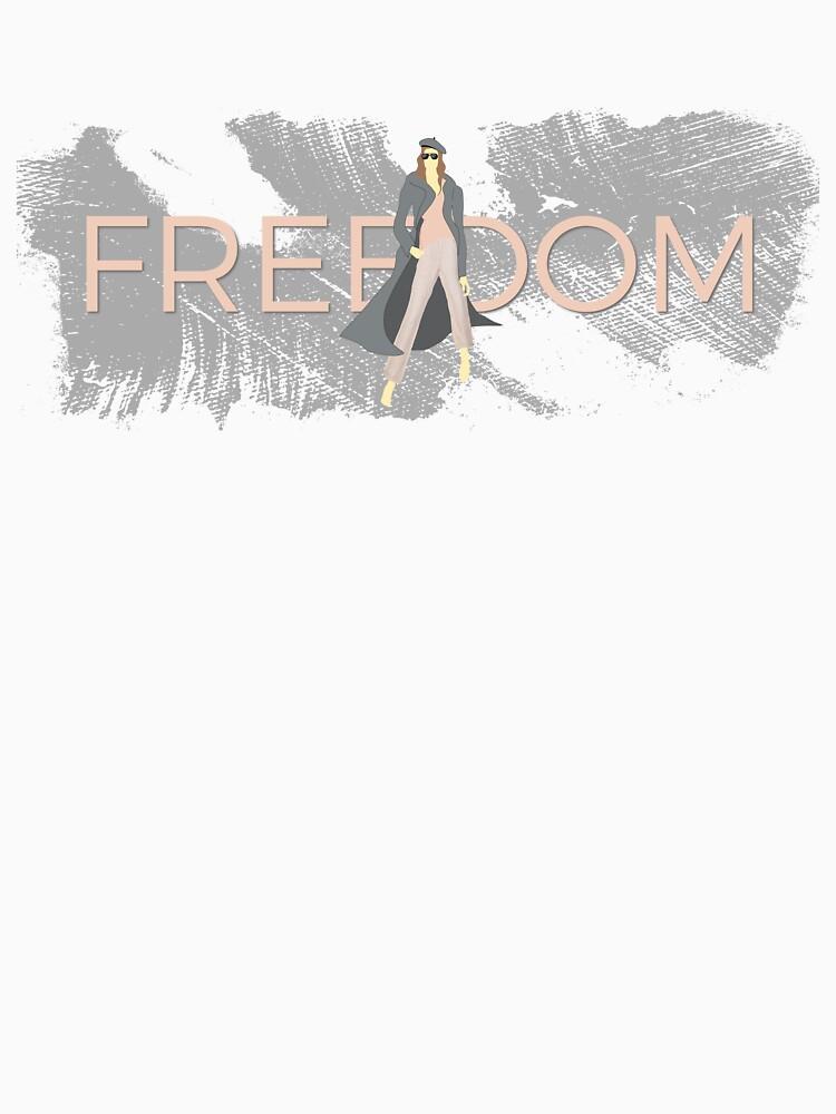 Freedom Woman 01 by JJDunivers