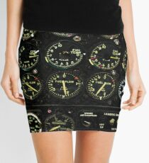 Gauges from the Past Mini Skirt