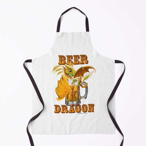 Beer Dragon Apron