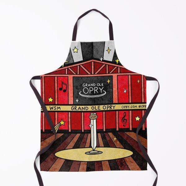 Grand Ole Opry Apron