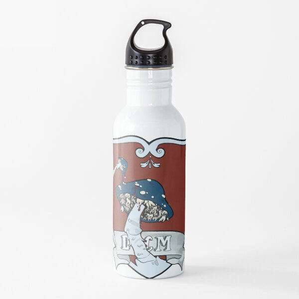 Department of Cults and Mysteries Crest Water Bottle