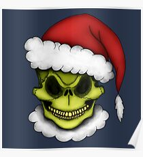 Stack's Skull Sunday No. 12 (The Grinch) Poster