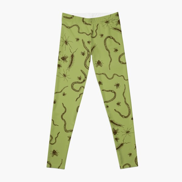 The Worms Crawl In, The Worms Crawl Out Leggings