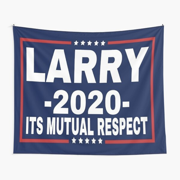 Larry Stylinson, 2020, its mutual respect Tapestry