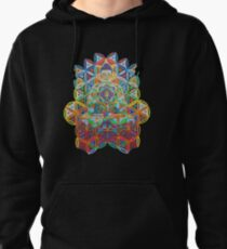 Vipassana - 2012 - Buddha on chair as Tshirt Pullover Hoodie