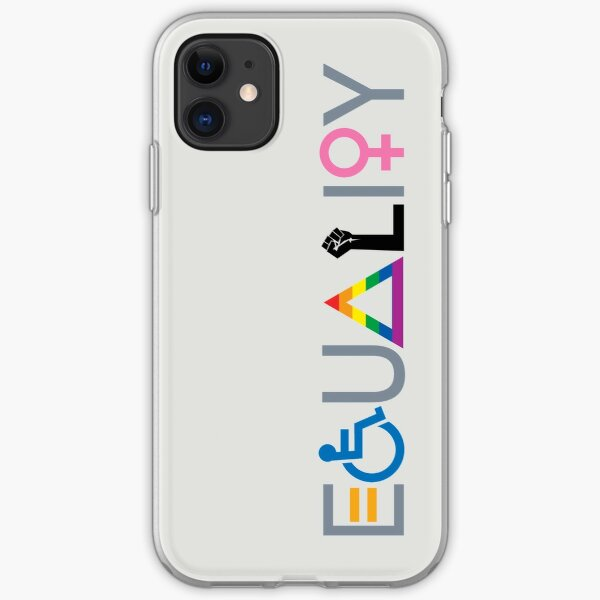 Equality iPhone Soft Case