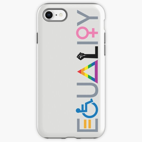 Equality iPhone Tough Case