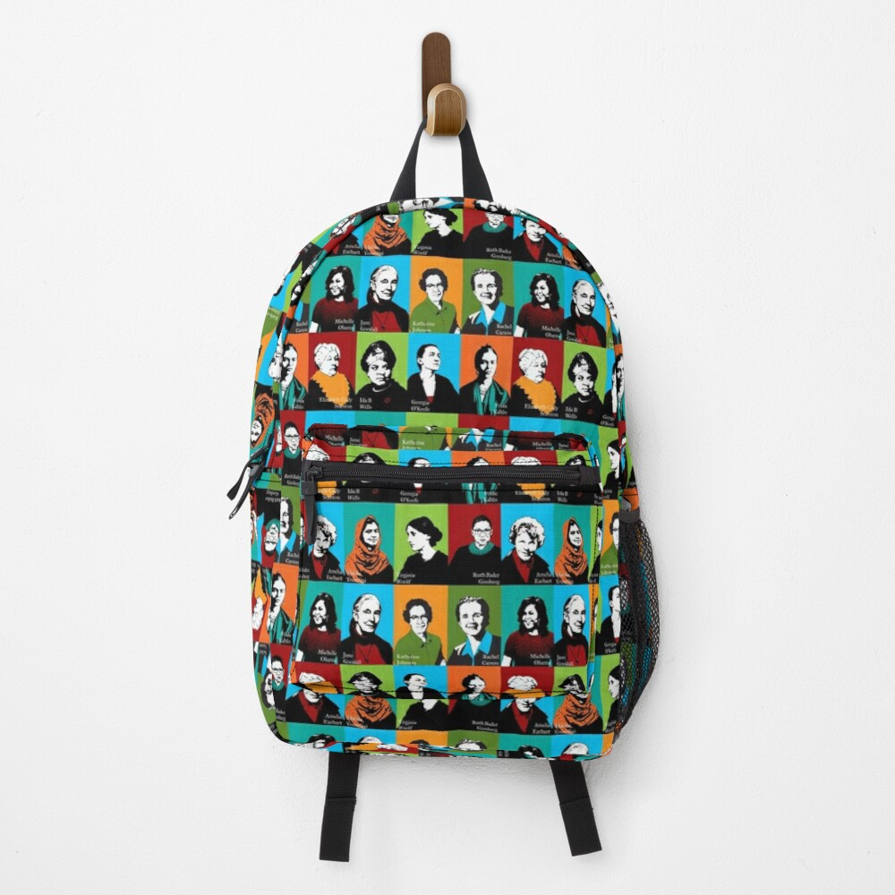 Feminist Icons Backpack