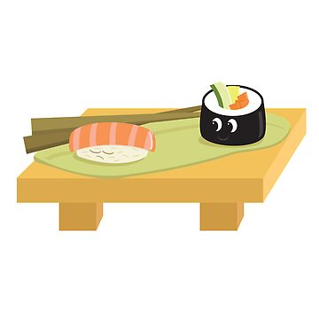 Cute Sushi ! by EmilyListon4