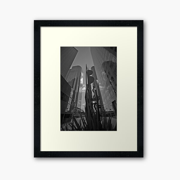 You Have to Leave Now Framed Art Print