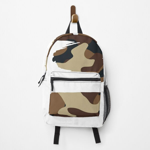 Cute Camouflage  Backpack