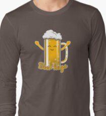 Beer Hugs Long Sleeve T-Shirt