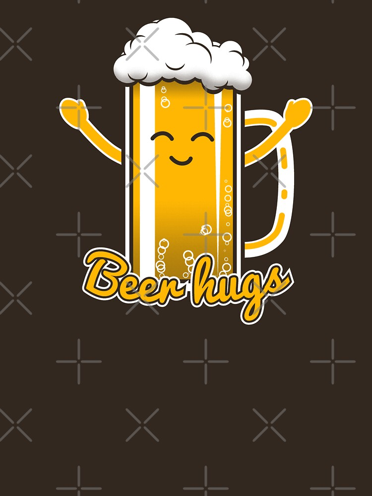 Beer Hugs | Unisex T-Shirt