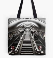 Underground Tote Bag