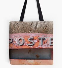Poste Tote Bag