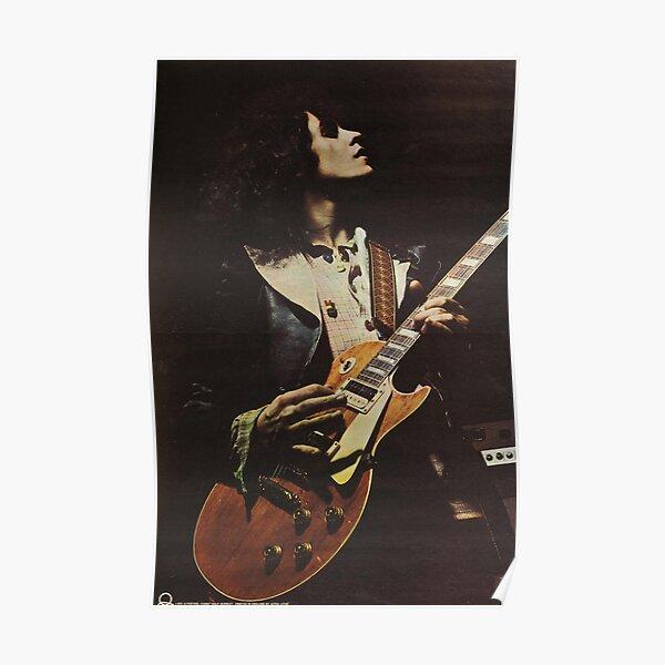 Marc Bolan - T Rex 1972 Poster Print. Poster