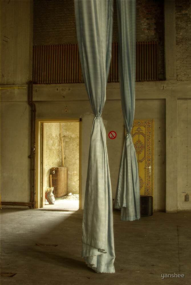 Curtains by yanshee