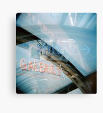 #musee Canvas Print