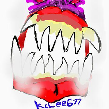 Channel Logo Dino lip stick  by KcLee677