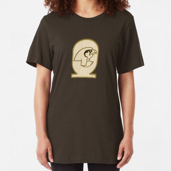Curse Decree: Ba the Falcon-Headed Slim Fit T-Shirt