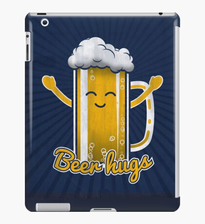 Beer Hugs iPad Case/Skin
