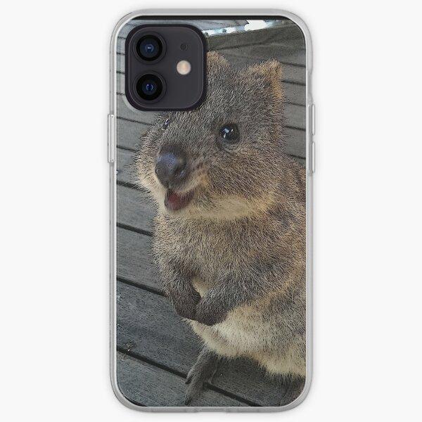 Be Quokka happy iPhone Soft Case