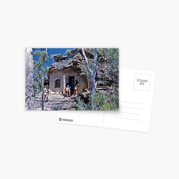 The Hermits Cave Postcard