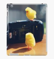 Toy Chickens - Camera iPad Case/Skin