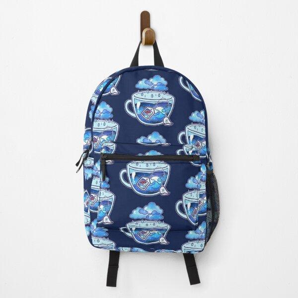 Rainy Day Tea Backpack