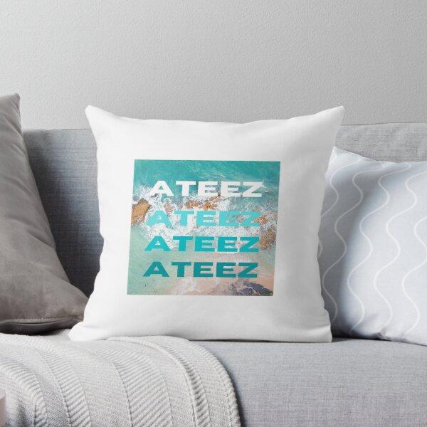 Mingi Ateez Pillows Cushions Redbubble